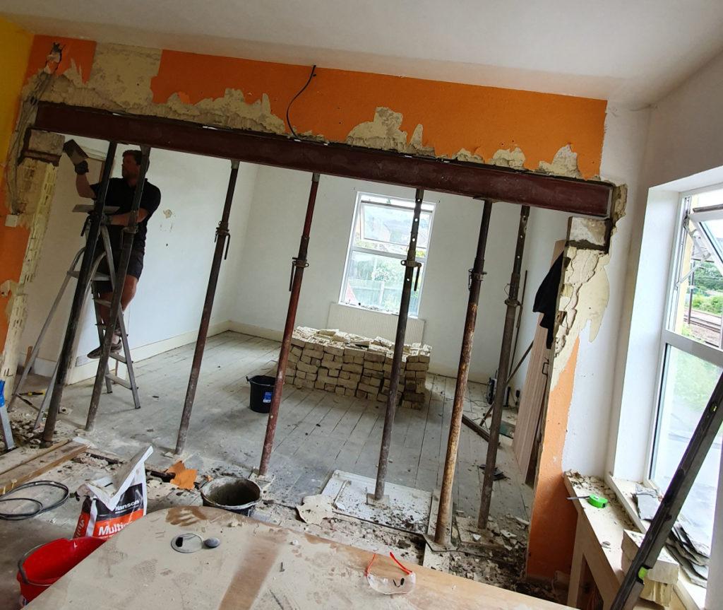 Removing Walls